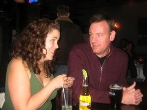Karen and Sean