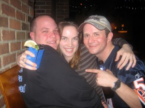 Brian, Rachel and Jeff (Patsy)