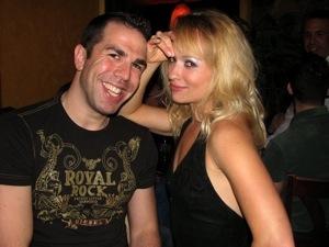 Kevin and Paula