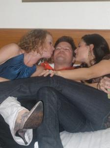 Piper, Robert and Siobhan