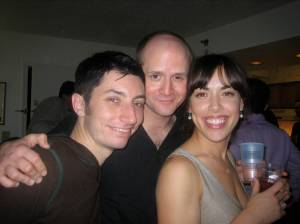 Jake, Jeff and Esther