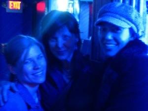 Me, Elaine and Naomi