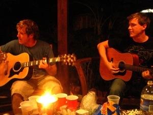 Erik and Patrick