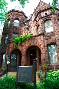 F.Scott Fitzgerald's former residence