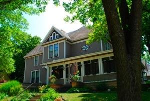 Tib's house - Byron St.