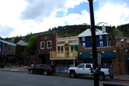Main Street. Park City, UT.