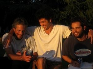 Craig, Bryan and David