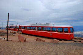 The Cog Railway