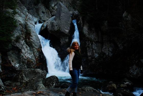 At Bash Bish Falls