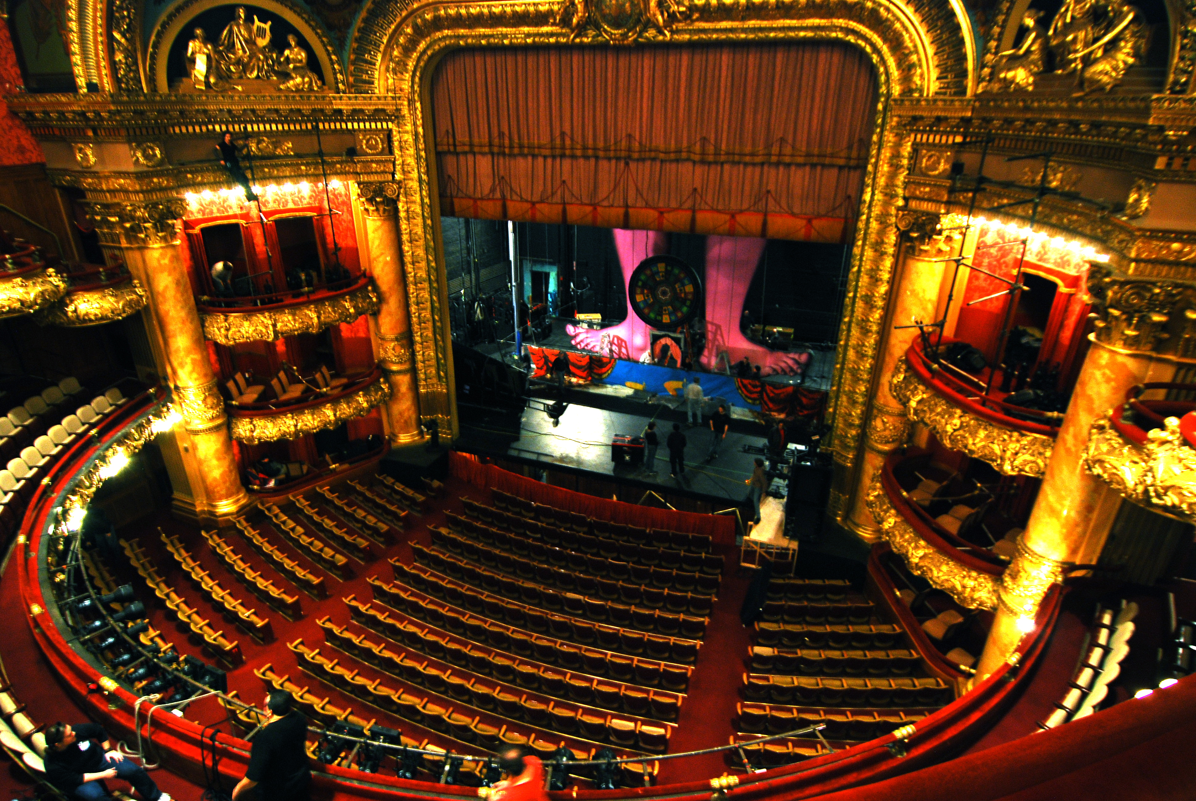 Image Search Results for warfield theater san francisco   Movie ...