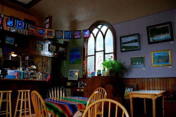Resurrect Art Coffee House Gallery