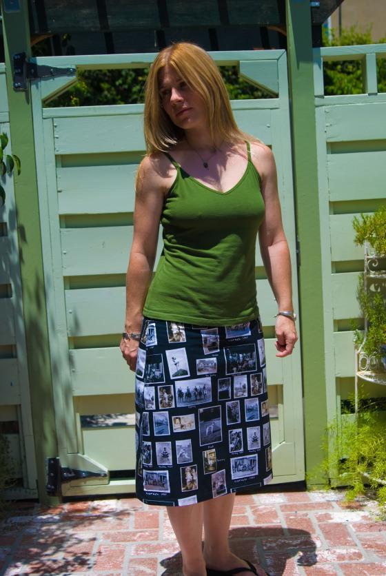 Clothkits skirt