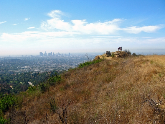 Hiking Mount Hollywood